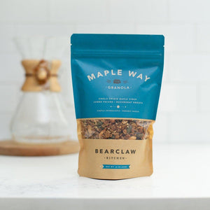 Load image into Gallery viewer, Maple Way Granola Bearclaw Kitchen