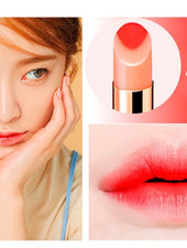 NOVO Two tone Lipstick Long-lasting Lip balm Silky Moisturzing Nourishing Waterproof 6 colors