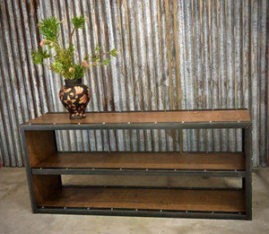 Industrial Modern Style Bookcases