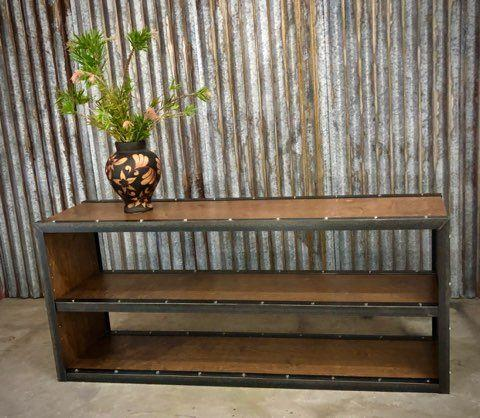 Industrial Modern Style Bookcase