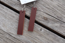 Load image into Gallery viewer, Leather Earrings