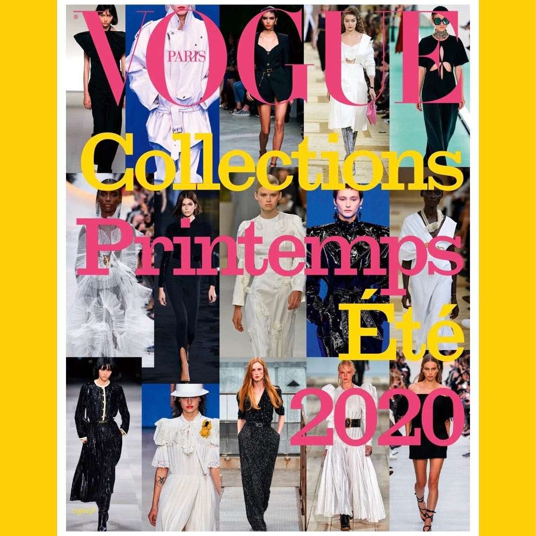 Vogue Paris Collections Spring/Summer 2020 [Back Issue]