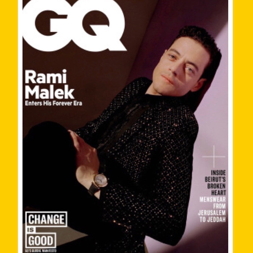 GQ Middle East September 2020 [Back Issue]