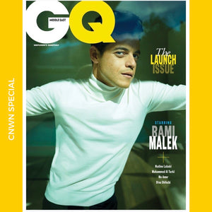 GQ Middle East October 2018 Launch Issue [Special]