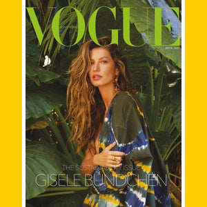 Vogue Hong Kong April 2021 (multiple covers)