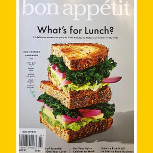 Bon Appétit March 2021