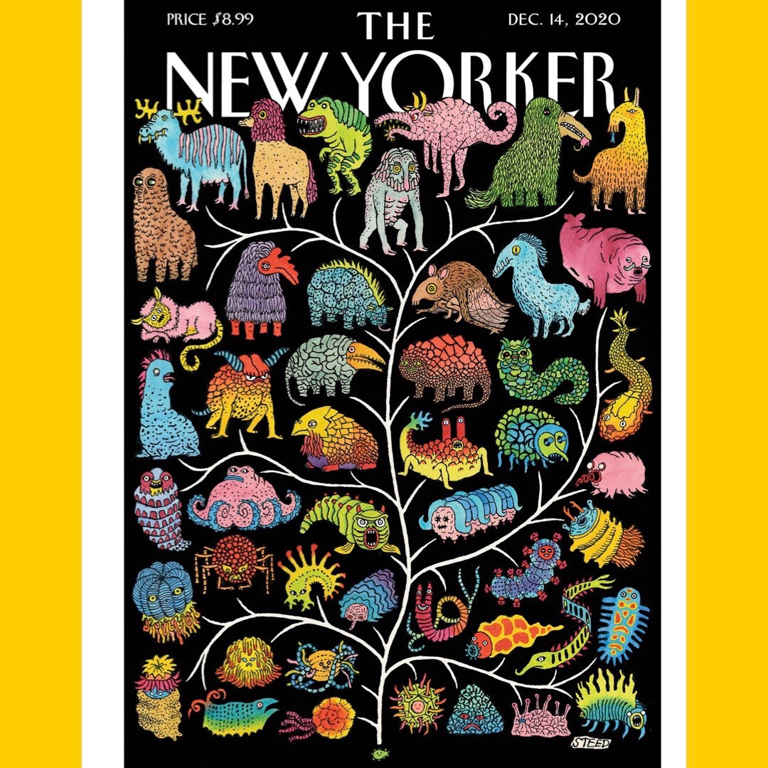 The New Yorker 14th December 2020 [Back Issue]