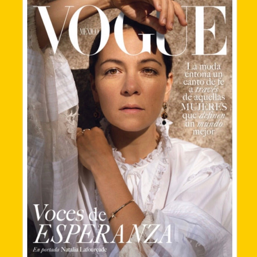 Vogue Mexico September 2020 [Back Issue]