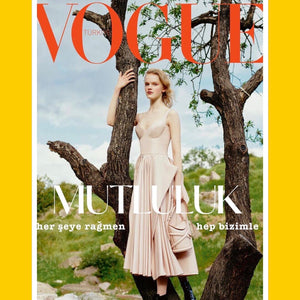 Vogue Turkey April 2021