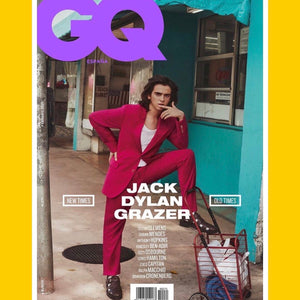 GQ Spain February 2021 [Back Issue]