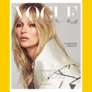 Vogue Hong Kong March 2021 [Back Issue]