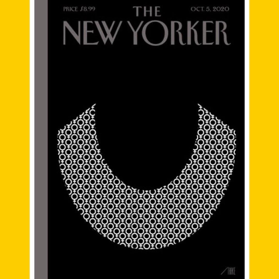 The New Yorker October 5th 2020 [Back Issue]