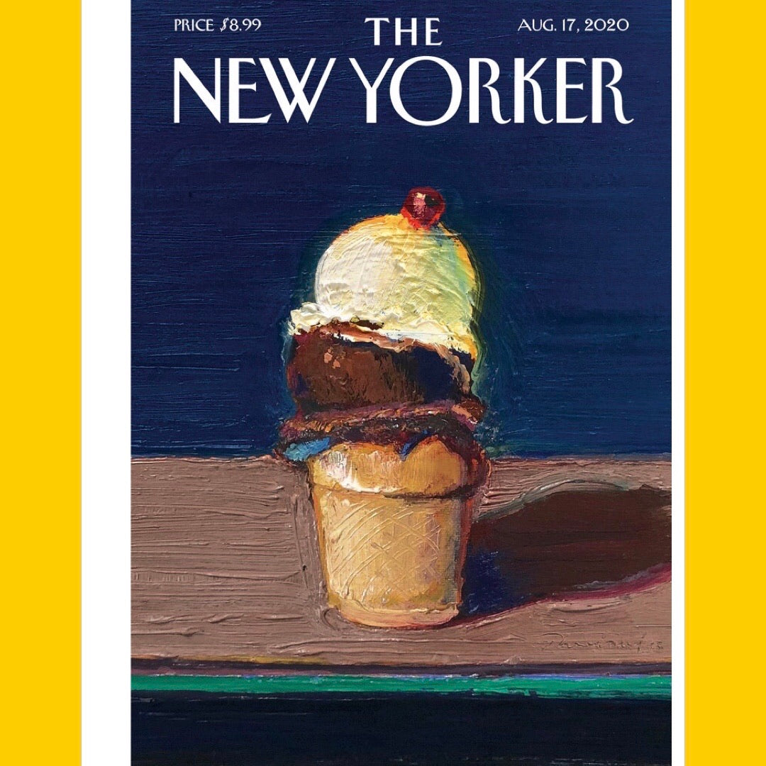 The New Yorker 17th August 2020 [Back Issue]