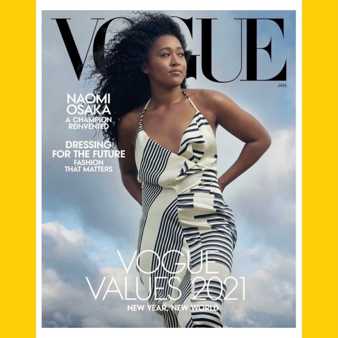 Vogue US (Multiple Covers) January 2021 [Back Issue]