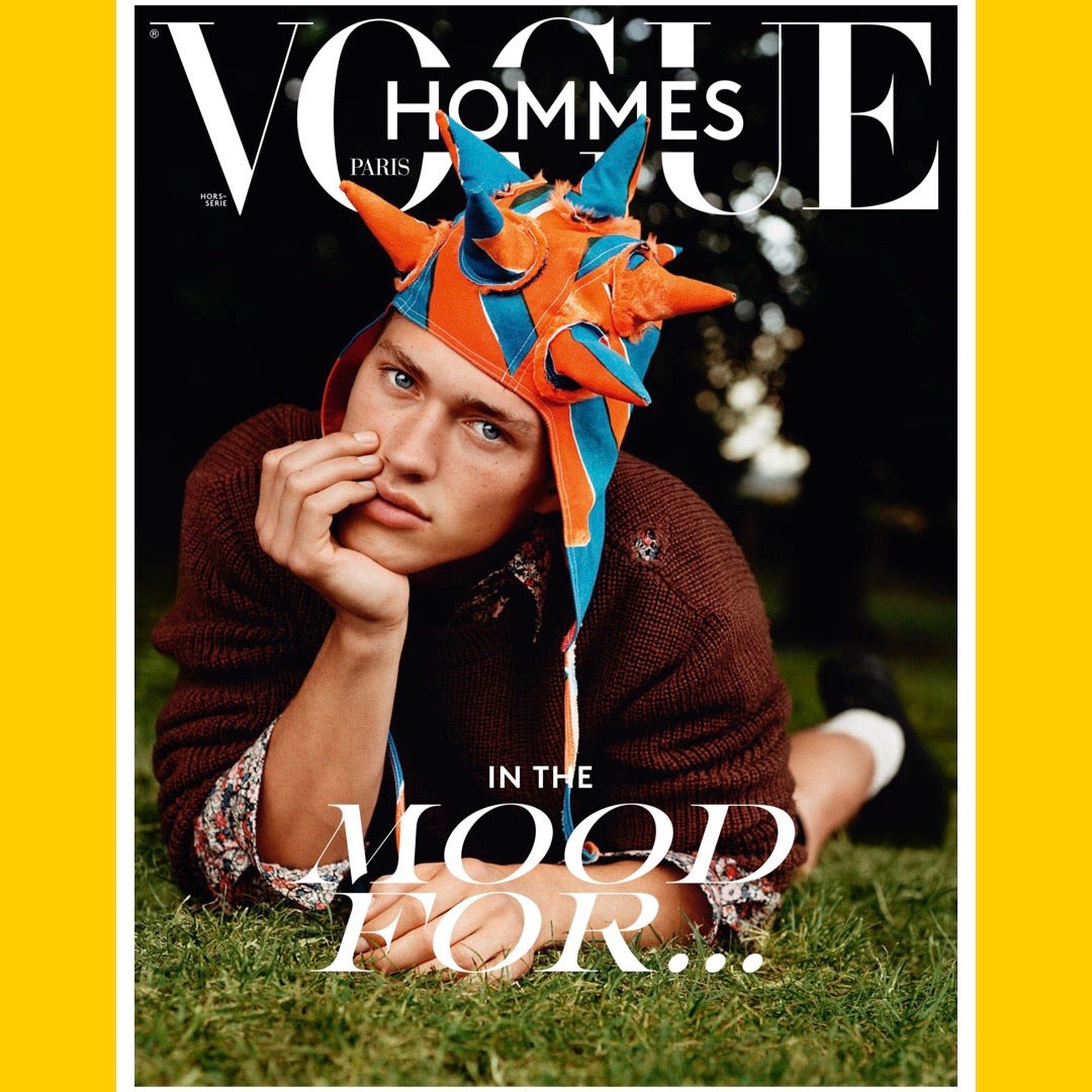 Vogue Hommes Fall/Winter 2020 [Back Issue]