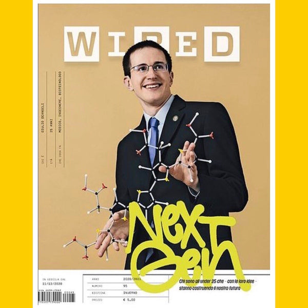 WIRED Italia No.95 2020/2021 (multiple covers)