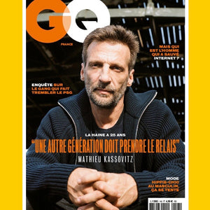 GQ France October 2020 [Back Issue]
