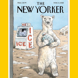 The New Yorker 8th March 2021 [Back Issue]