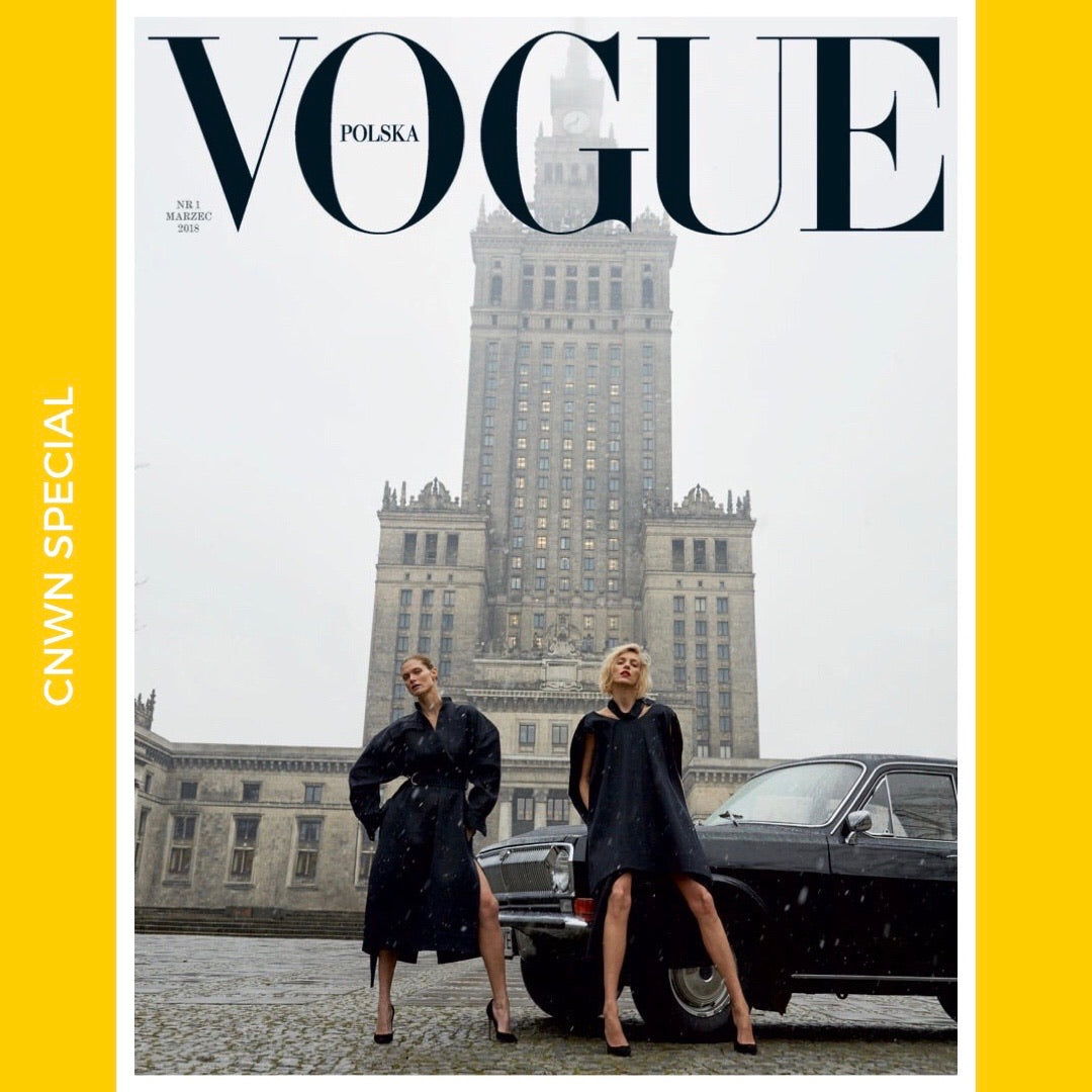 Vogue Poland Launch Issue [Special]