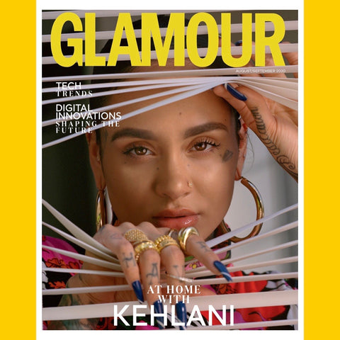 Glamour South Africa August/September [Back Issue]