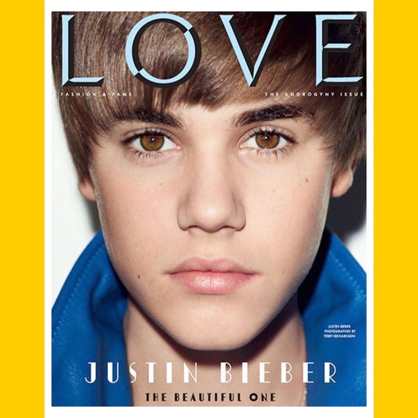LOVE Issue 5 Spring/Summer 2011 (Double-sided Cover)
