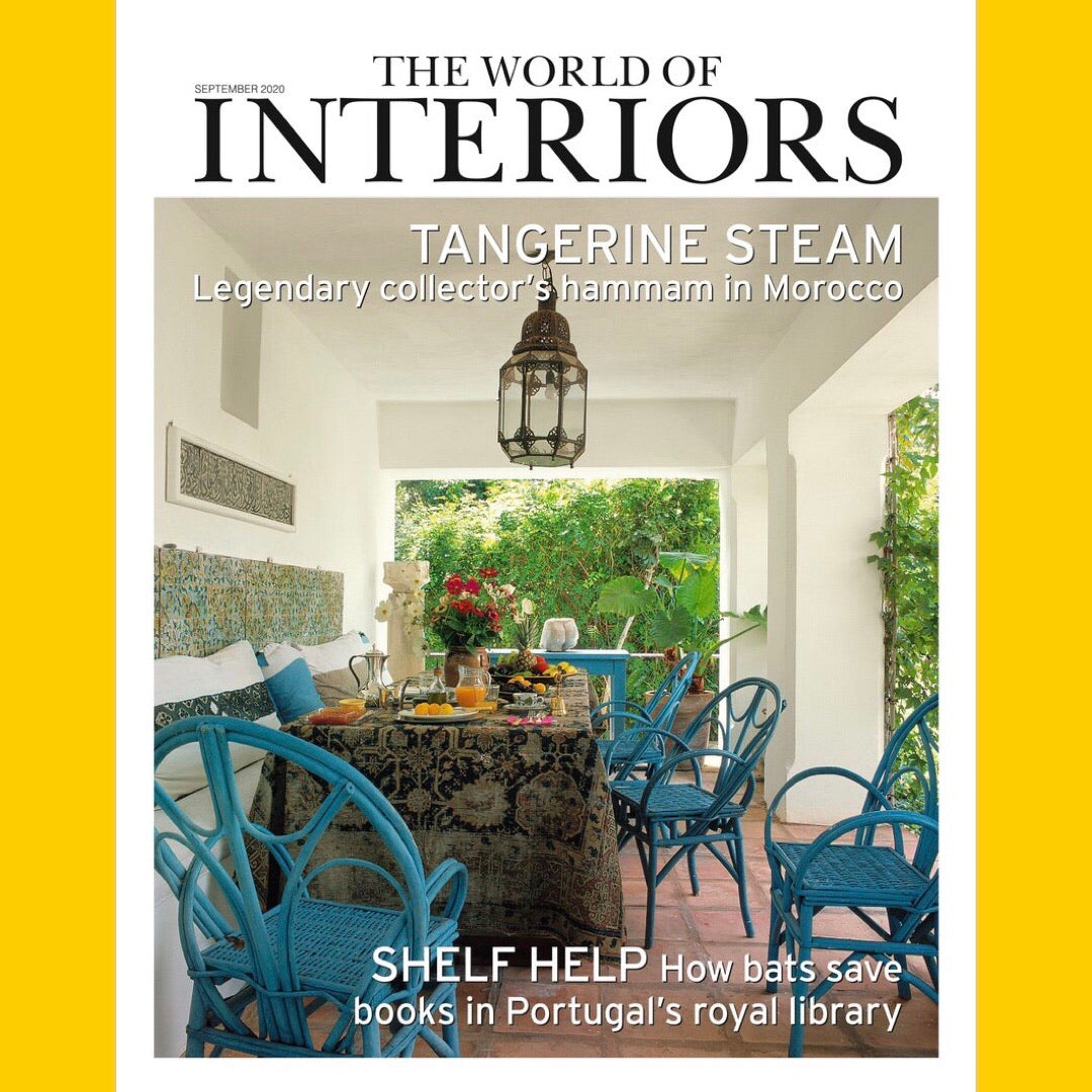 The World of Interiors September 2020 [Back Issue]