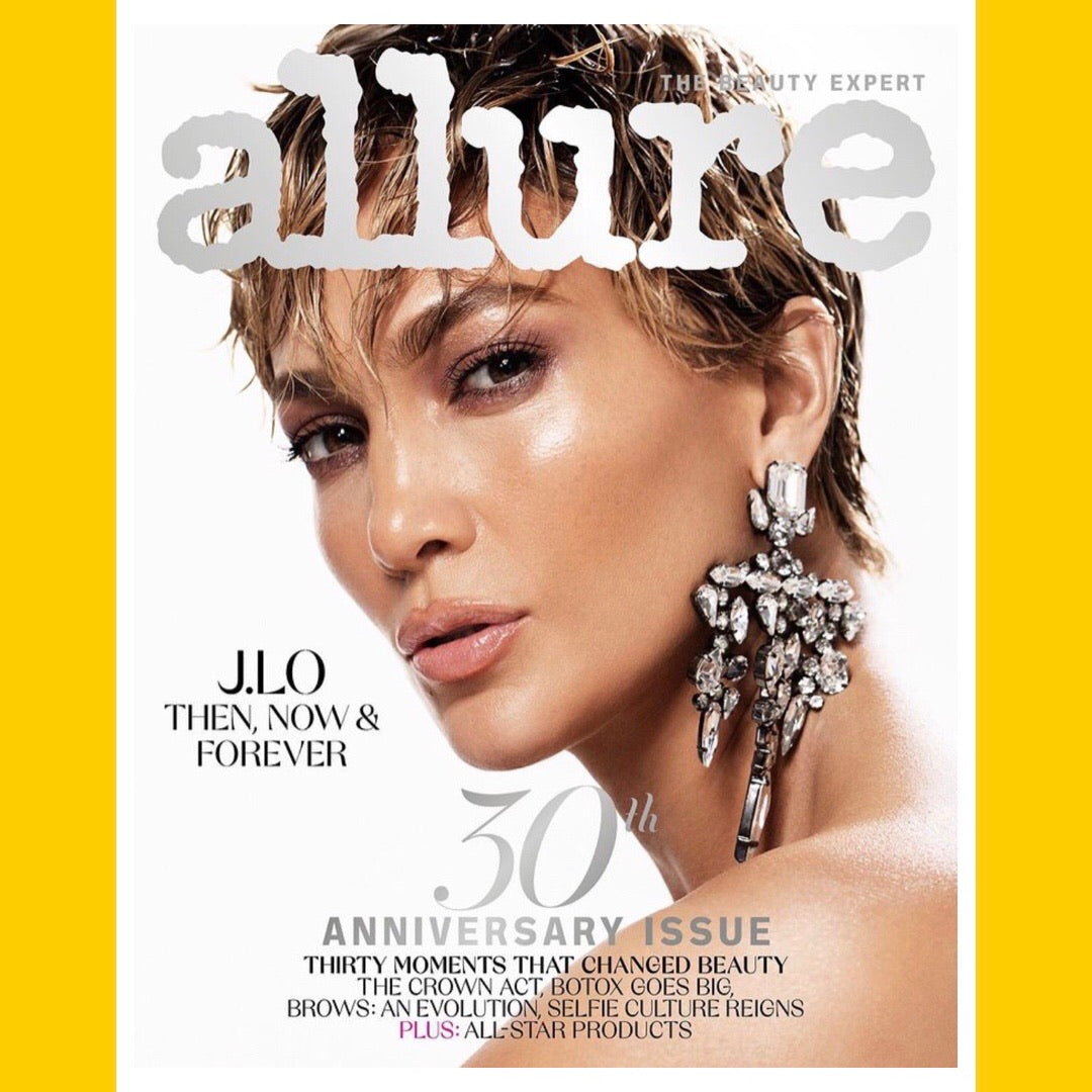 Allure US March 2021