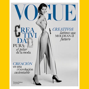 Vogue Latin America March 2021 [Back Issue]