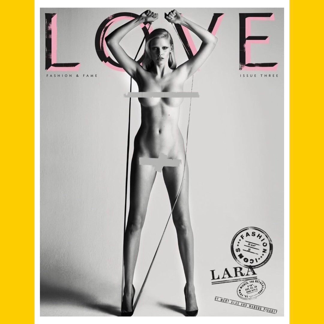 LOVE Issue 3 Spring/Summer 2010 (multiple covers)