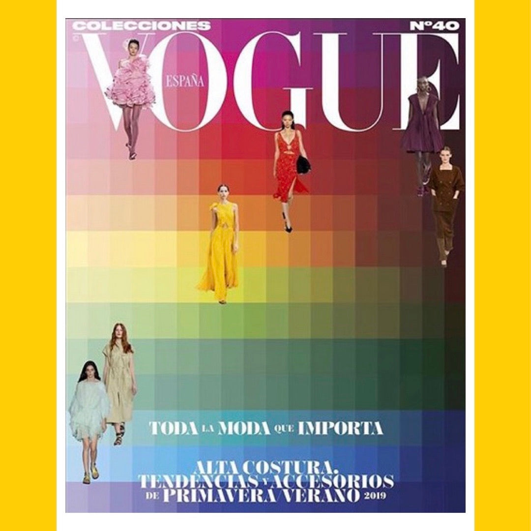 Vogue Spain Collections no.40 [Back Issue]