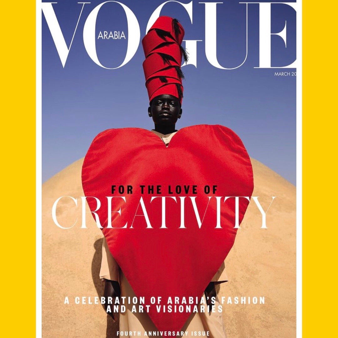 Vogue Arabia March 2021 [Back Issue]