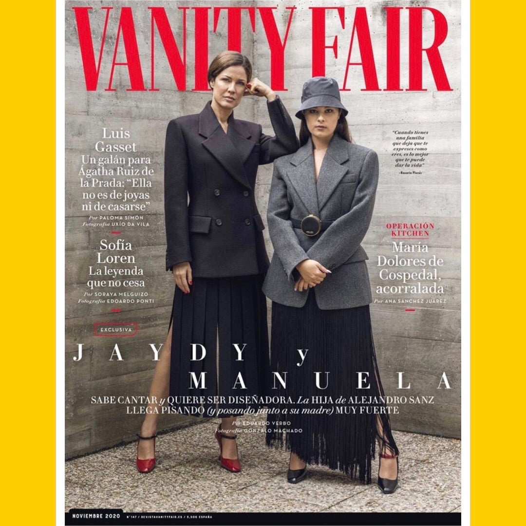 Vanity Fair Spain November 2020 [Back Issue]
