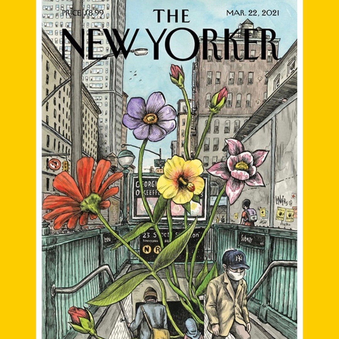 The New Yorker 22nd March 2021 [Back Issue]