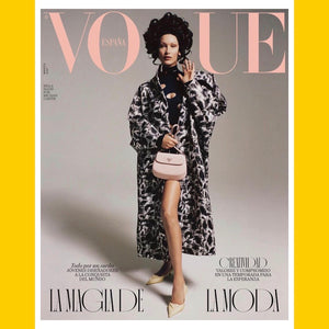 Vogue Spain March 2021 [Back Issue]