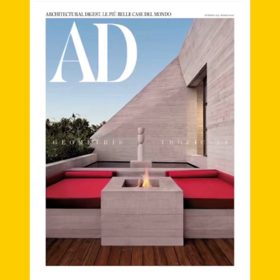 AD Italia March 2021 [Back Issue]