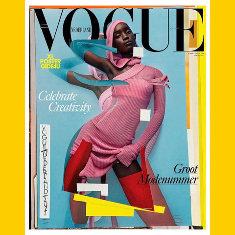 Vogue Netherlands March 2021