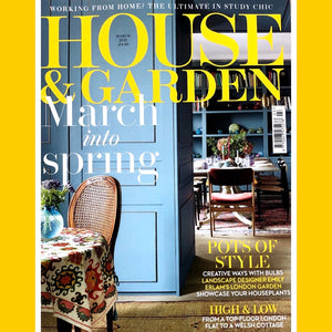 House and Garden UK March 2021 [Back issue]