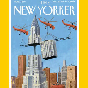 The New Yorker 26th April - 3rd May 2021 [Back Issue]