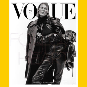 Vogue Czechoslovakia December 2020 [Back Issue]