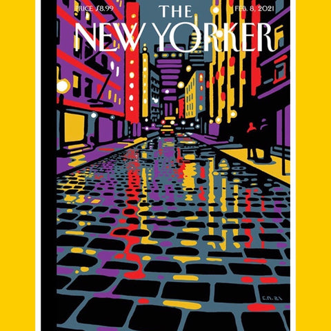 The New Yorker February 8th 2021 [Back Issue]