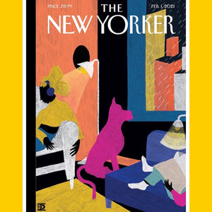 The New Yorker February 1st 2021 [Back Issue]