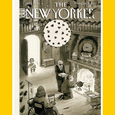 The New Yorker 28th December 2020 [Back Issue]