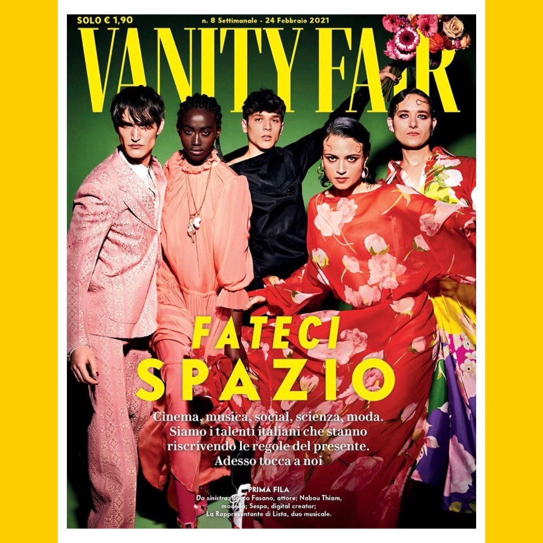 Vanity Fair Italia 24th February 2021 [Back Issue]