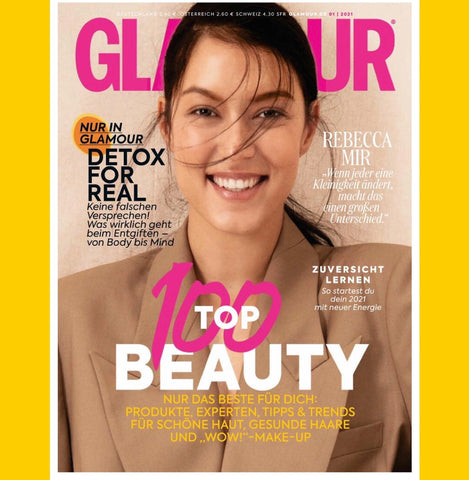 Glamour Germany January 2021 [Back Issue]
