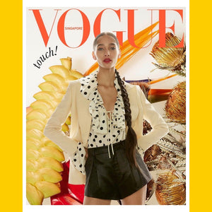 Vogue Singapore February 2021 [Back Issue]