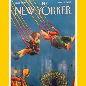 The New Yorker 12th April 2021 [Back Issue]