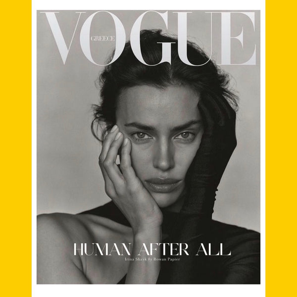 Vogue Greece December 2020 (Multiple Covers) [Back Issue]