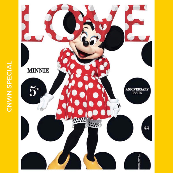 LOVE Issue 10 5th anniversary [Special] (Multiple Covers)