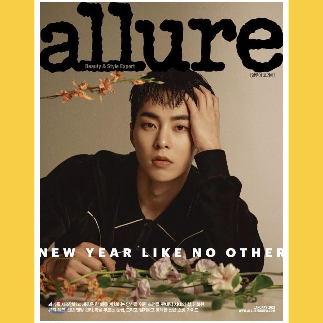 Allure Korea January 2021 [Back Issue]