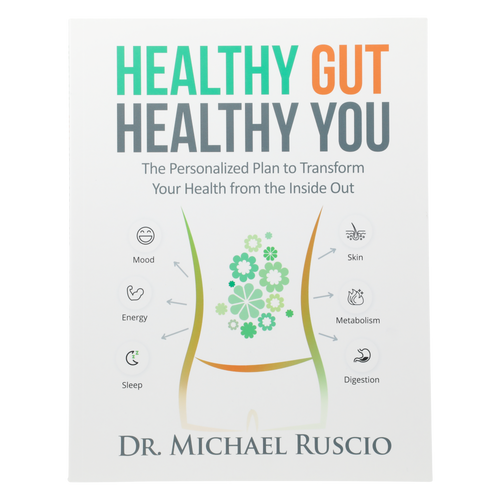 Healthy Gut Healthy You - PaperBack